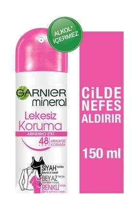 Garnier Mineral Lekesiz Koruma Aerosol 150 Ml 0