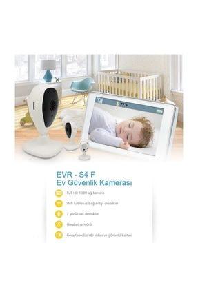 Evervox Evr-s4f 2.0mp Wi 2.0mp Wi-fi Akıllı Kamera 3