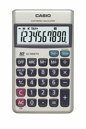Casio Lc-1000Tv 10 Hane Cep Hesap Makinesi 0