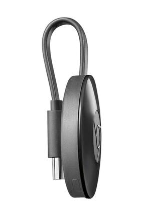 Miracast Chromecast 4k Çözünürlük Kablosuz Görüntü Ve Ses Aktarıcı 4