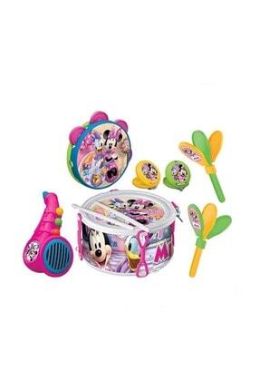 DEDE Minnie Mouse Kutulu Müzik Seti 0