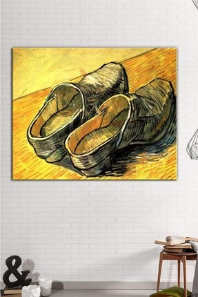 Dekoratif Tablo, Kanvas Tablo, Ayakkabılar ayakkabılar