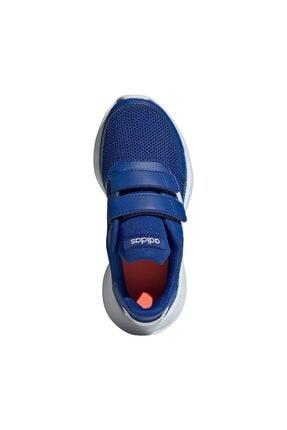 adidas TENSAUR RUN Lacivert Erkek Çocuk Yürüyüş Ayakkabısı 100536367 4