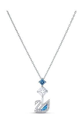 Swarovski Kolye Dazzling Swan-necklace Y Czfu-rhs Anni 5530625 0