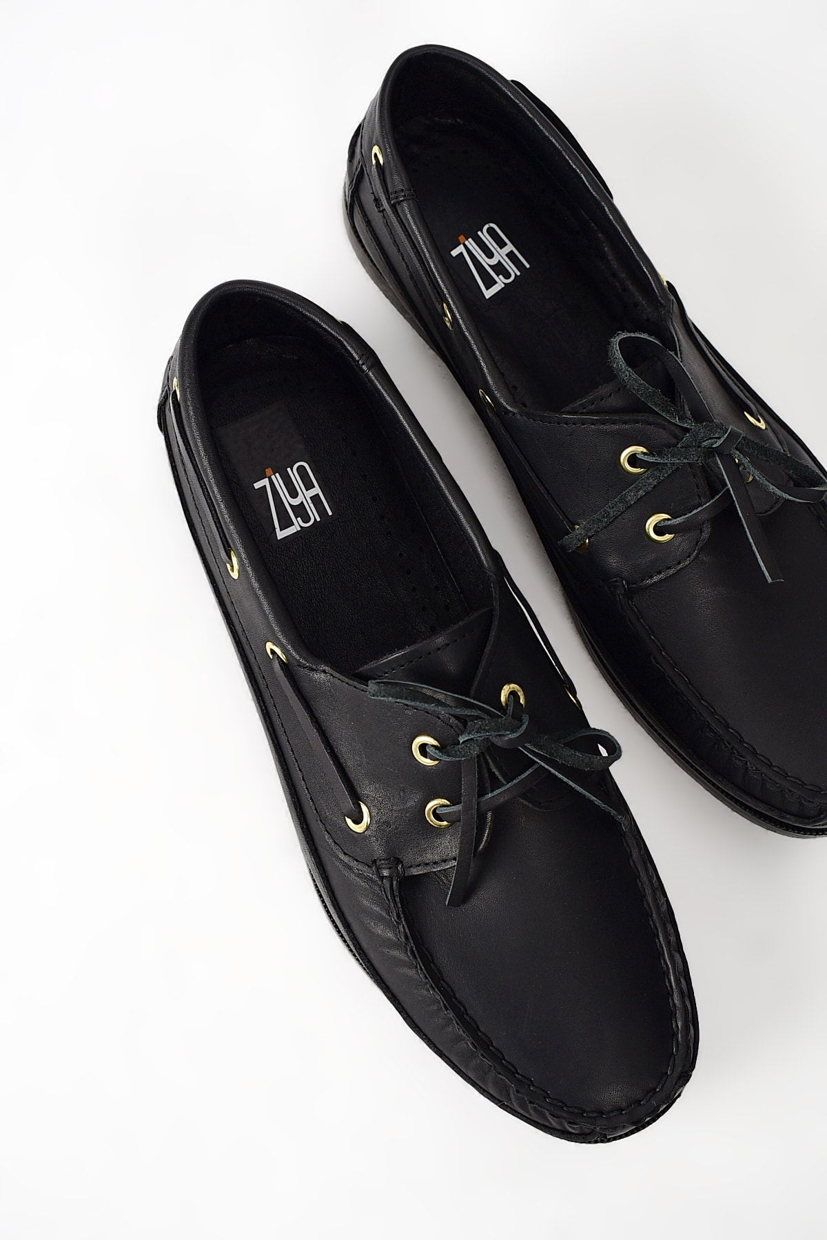 Ziya Hakiki Deri Siyah Erkek Ayakkabı 101119 29 1 4