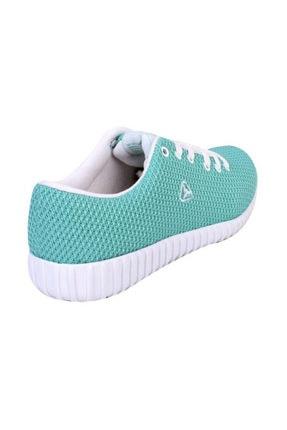 LETOON Bayan Spor Ayakkabı - Su Yeşili Renk 2