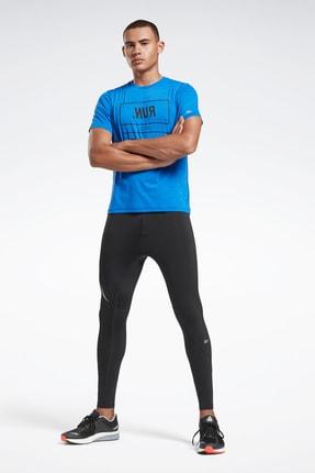 Reebok One Series Running Activchill Tee T-shirt Mavi 2