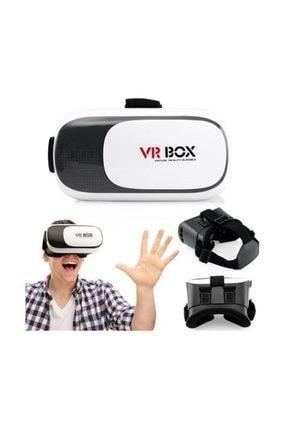 MASTEK Vr Box Virtual Reality 3d Hd Vr Box Sanal Gerçeklik Gözlüğü 3.1 3