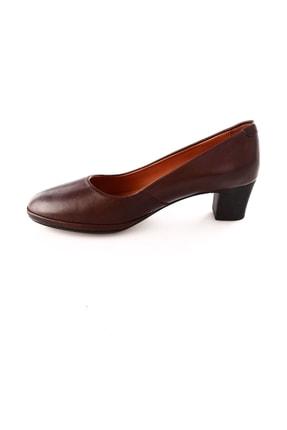 İloz Kahverengi Kadın Ayakkabı 1