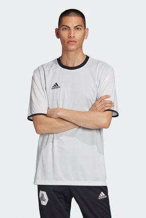 adidas Erkek T-shirt Tan Rev Jsy Fj6309 0