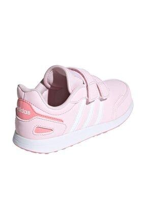 adidas VS SWITCH 3 C Pembe Kız Çocuk Spor Ayakkabı 101085070 2