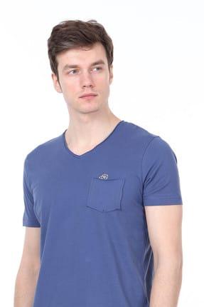 Ramsey Düz Örme T-Shirt - RP10113928 2