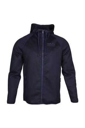 HUMMEL Erkek Sweatshirt Hmlgulio Zip Hoodie 1