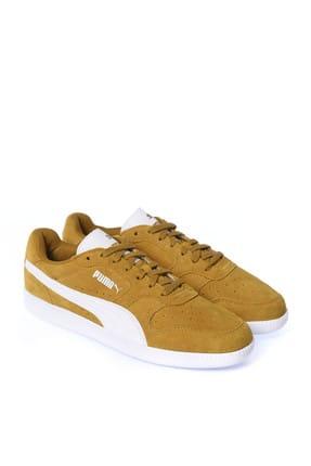 Puma Icra Trainer SD Günlük Giyim Erkek Ayakkabı Kahve / Beyaz 1