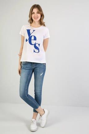 Colin's Kadın Tshirt K.kol CL1043740 2