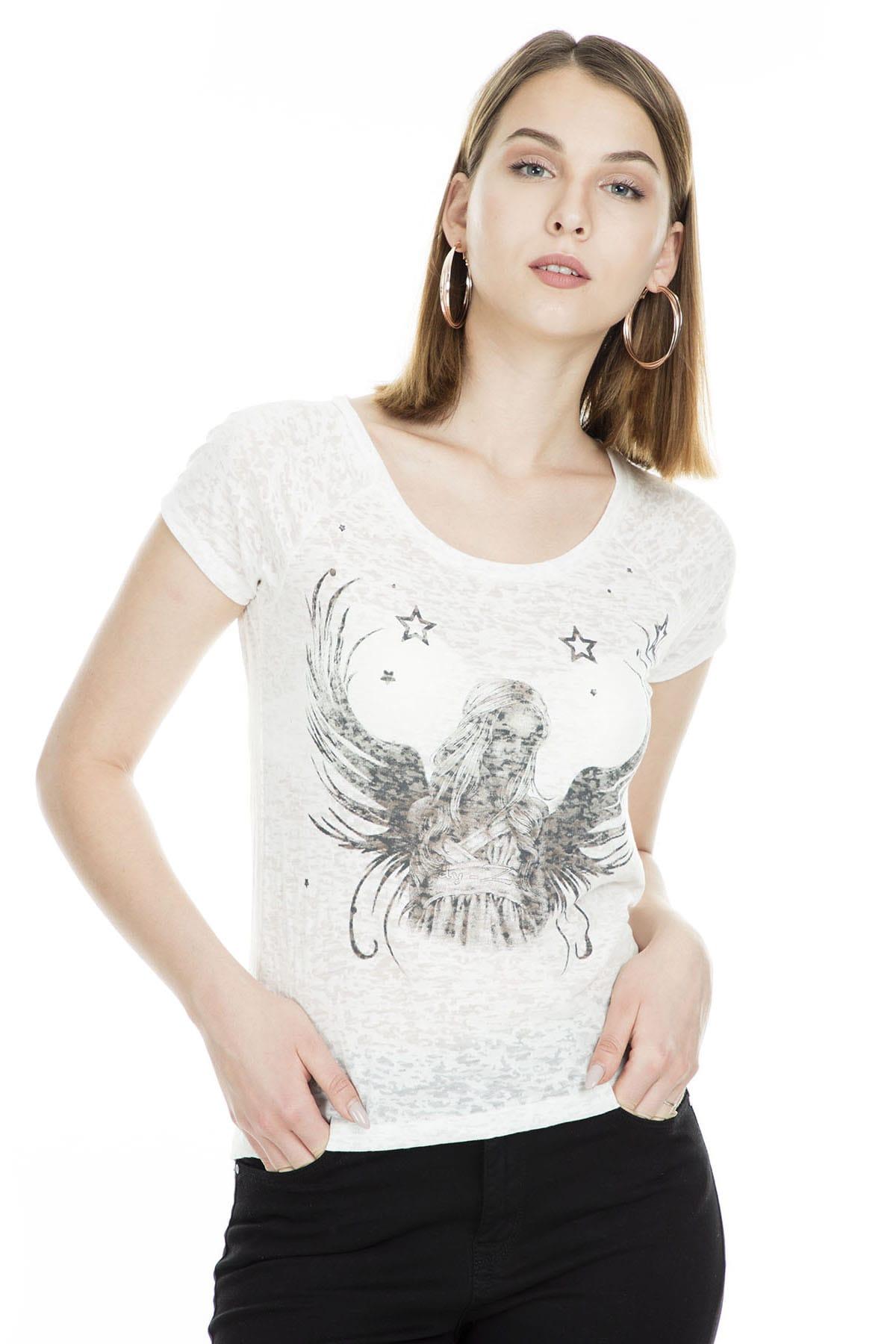 T Shirt KADIN T SHİRT 4491003