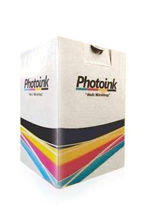 PHOTOINK HP Photosmart 475  Siyah Kartuş Dolum Seti 0