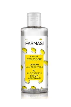 Farmasi Aloe Veralı Limon Kolonyası 225 ml 8690131103453 0