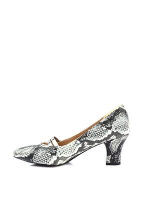 Dgn Siyah Kadın Ayakkabı 2