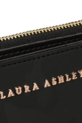 Laura Ashley Kadın Cüzdan Siyah 4