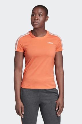 adidas Kadın T-Shirt Essentials 3S Slim Tee EI0764 2