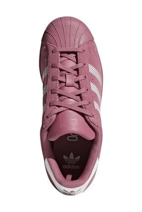 adidas Çocuk Superstar J Sneaker 3
