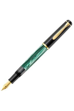 Pelikan M200 Dolma Kalem Yeşil Sedef Fine Uç 0
