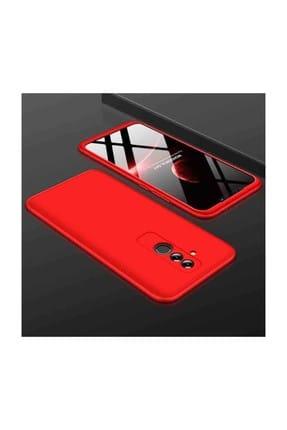 Telefon Aksesuarları Mate 20 Lite Kılıf Ays Kapak 360° Full Koruma Ön Arka Tam Koruyucu 0