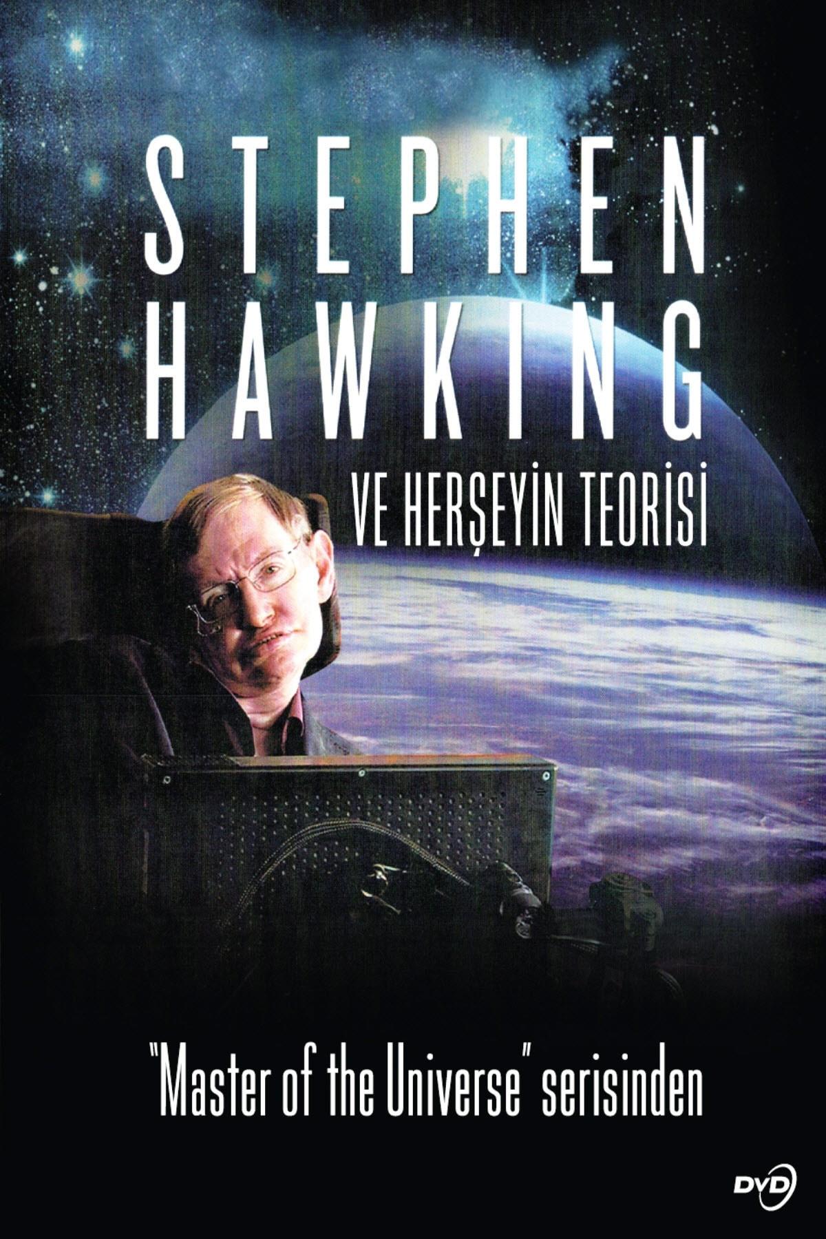 Dvd Stephen Hawkıng Ve Her Şeyin Teorisi