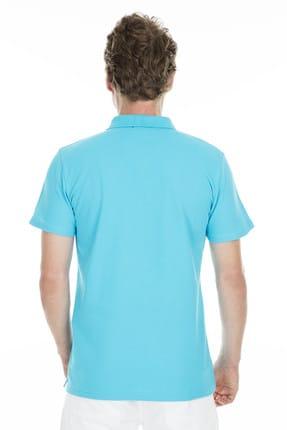 Sabri Özel Erkek Mavi T-Shirt - S00000007103 1