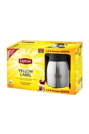 Lipton Yelllow Label Demlik Poşet 750 Adet & 1,5 lt Termos 0