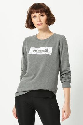 HUMMEL Kadın Sweatshirt - Hmlmanuj Sweat Shirt 0