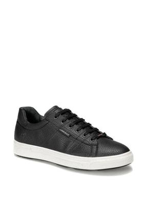 Lumberjack BUSIA 9PR Siyah Erkek Kalın Taban Sneaker Spor Ayakkabı 100416626 1