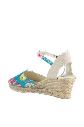 İnci Mavi Kadın Sandalet 120116014809 2