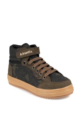 Kinetix WIDE 9PR Haki Erkek Çocuk Sneaker Ayakkabı 100427617 0