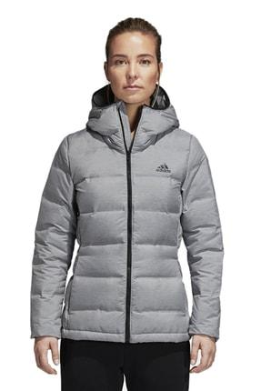 adidas W HELIONIC MEL Gri Kadın Mont 101117510 0