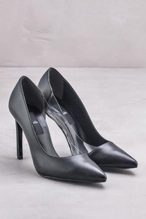 Elle CHAVELA Siyah Kadın Topuklu Ayakkabı 1