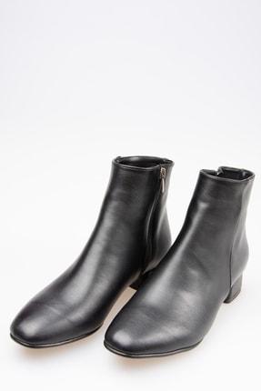 Fox Shoes Siyah Kadın Bot G922777709 3