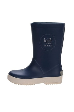 IGOR Splash Nautico Çocuk Yağmur Çizmesi Jeans 0