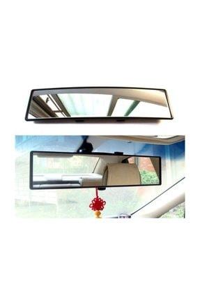 1 Geniş Açılı Kolay Montajlı Araç Dikiz Aynası Oto Ayna 0