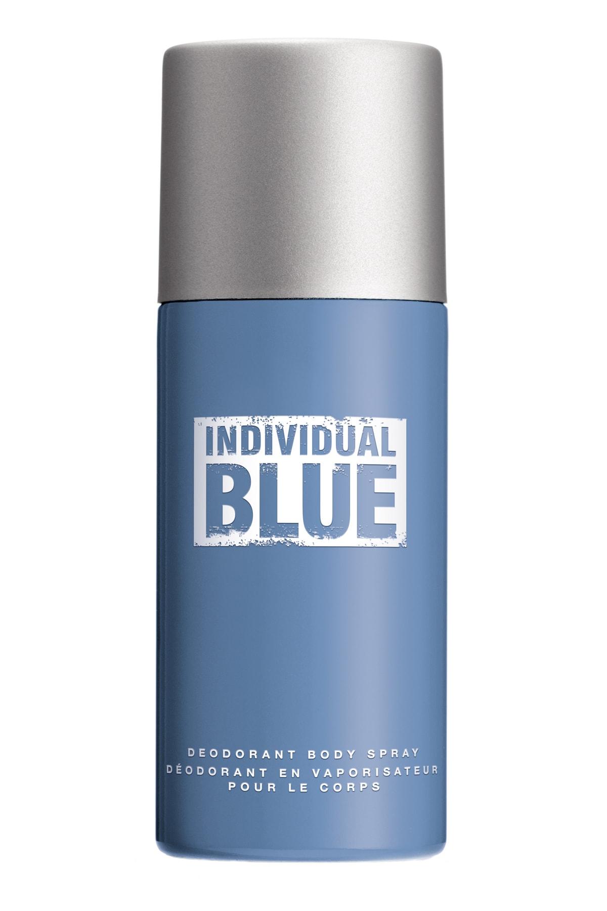 Individual Blue Erkek Sprey Deodorant 150 ml 8681298920045