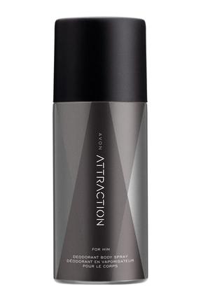 Avon Attraction Erkek Deodorant 150 ml 8681298920502 0
