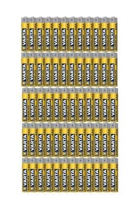 Varta Süperlife 60'lı Özel Pil Paketi (60 AAA) 2
