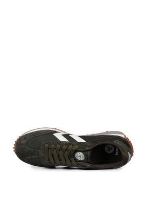 HUMMEL Freeway Haki Erkek Sneaker Ayakkabı 100348778 4