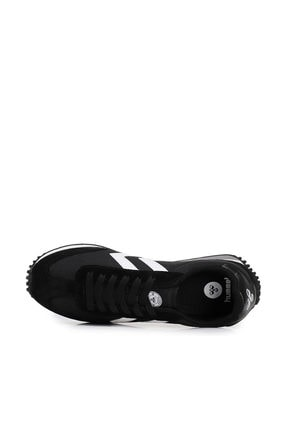 HUMMEL Freeway Siyah Beyaz Unisex Sneaker Ayakkabı 4