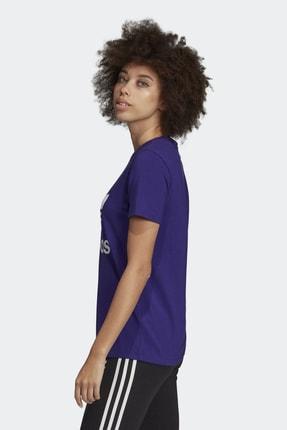 adidas Kadın Originals T-shirt - Trefoil Tee - ED7497 1