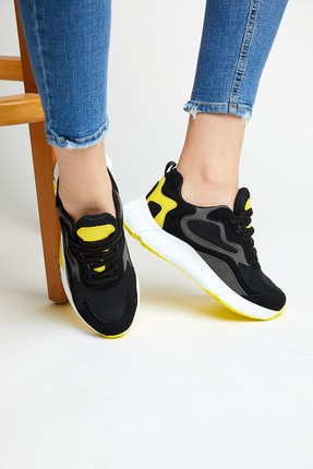 Tonny Black Unısex Spor Ayakkabı V2901 1