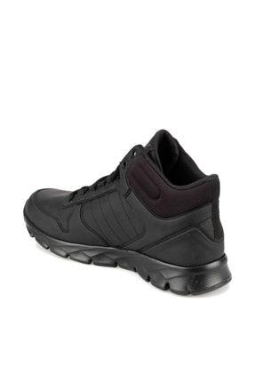 Kinetix Oka Mıd Pu 9pr Siyah Erkek Sneaker Hi 2