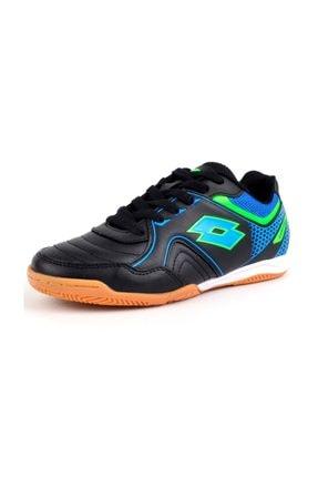 Acura Id Erkek Siyah Futsal Ayakkabısı (s4865) resmi