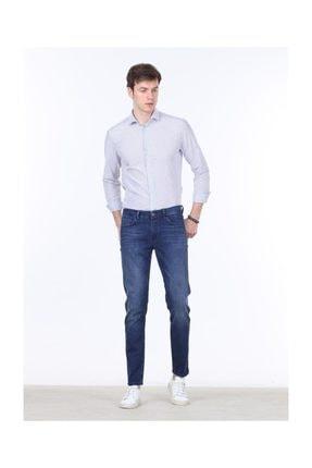 Ramsey Düz Denim Pantolon - RP10113583 3